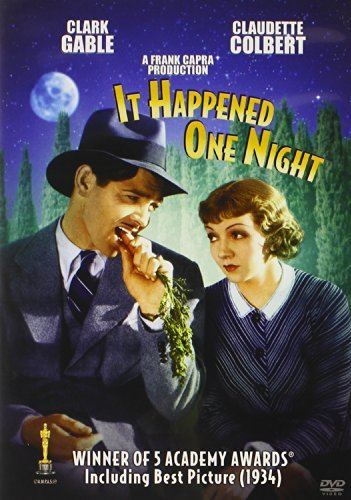 It Happened One Night Gable Colbert Nr