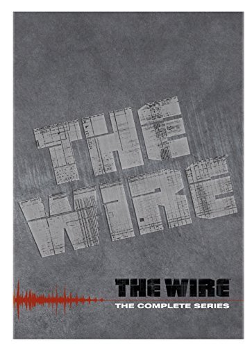 The Wire Complete Series DVD Nr