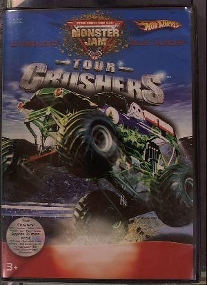 Hotwheels Monster Jam Tour Crushers