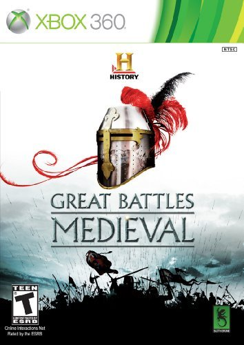 Xbox 360 Historys Great Battles Medieval