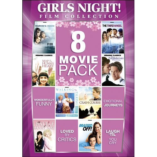 8 Film Girls Night! Collection 8 Film Girls Night! Collection Ws Nr 2 DVD