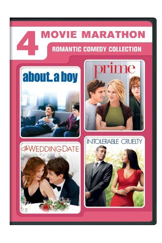 4 Movie Marathon Romantic Com 4 Movie Marathon Romantic Com Aws Pg13 2 DVD