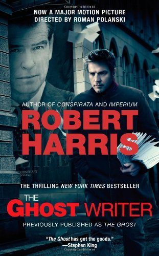 Robert Harris Ghost Writer The
