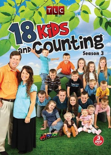 18 Kids & Counting Season 3 Ws Tvg 3 DVD