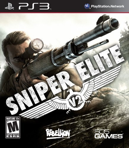 Ps3 Sniper Elite 2 505 Games M