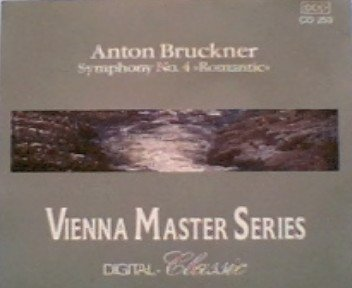 A. Bruckner Vienna Master Series Sym 4 In E Flat Major