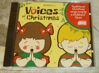 Children's Choir Voices Of Christmas