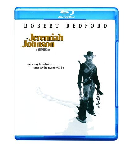 Jeremiah Johnson Redford Geer Blu Ray Ws Pg