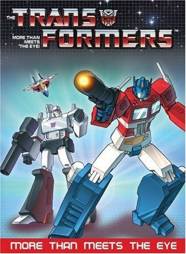 Transformers More Than Meets The Eye Transformers More Than Meets The Eye DVD
