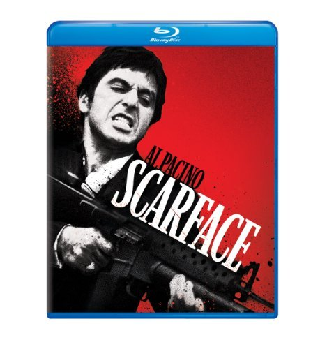Scarface Pacino Bauer Loggia Abraham Blu Ray R