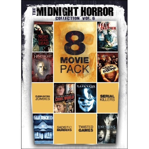 Midnight Horror Collections Vol. 6 Nr 2 DVD