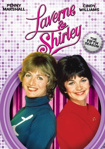 Laverne & Shirley Season 5 DVD Nr