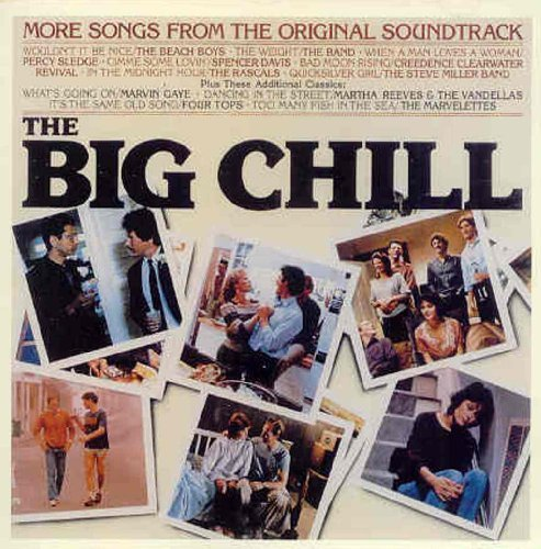 Big Chill More Songs From Soundtrack