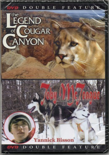 The Legend Of Cougar Canyon DVD Double Feature