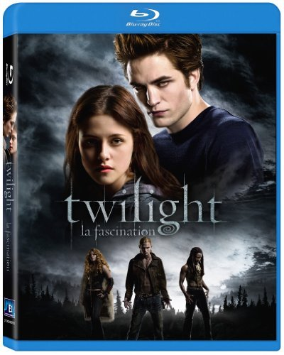 Twilight Pattinson Stewart Blu Ray