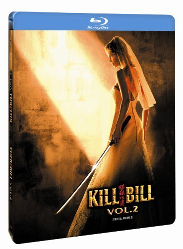 Kill Bill Vol. 2 (2003) (steel Kill Bill Import Can Blu Ray
