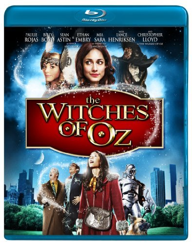 Witches Of Oz Rojas Boyd Astin Blu Ray Ws Nr