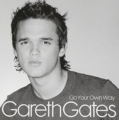 Gareth Gates Go Your Own Way Import Eu 2 CD