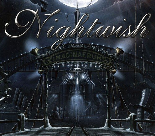 Nightwish Imaginaerum Import Eu 2 CD