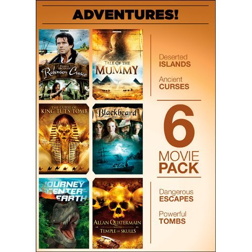6 Movie Pack Adventure! Robins 6 Movie Pack Adventure! Robins Ws Nr