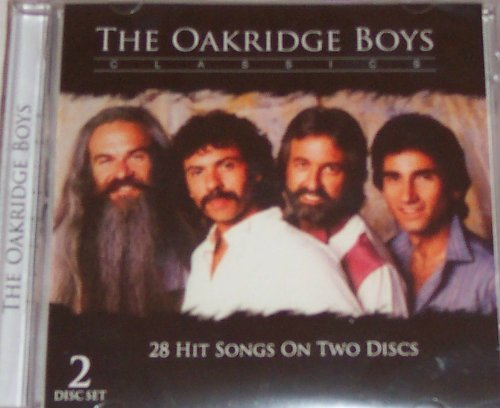 Oak Ridge Boys Gospel Classics 2 CD