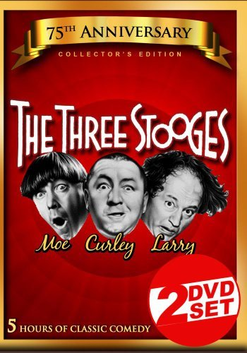 75th Anniversary Three Stooges Nr