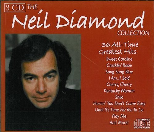 Neil Diamond Thirty Six All Time Greatest
