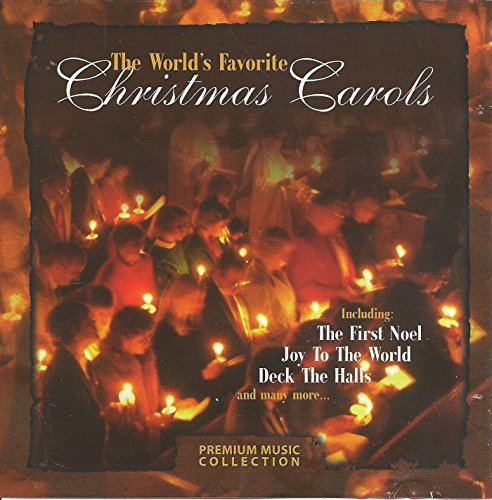 Premium Music Collection World's Favorite Xmas Carols Premium Music Collection