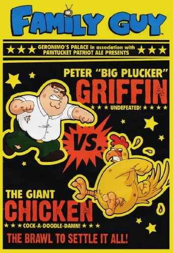 Family Guy Peter Griffin Vs. The Giant Chicken