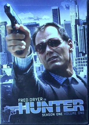 Hunter Vol. 1 Season 1 Nr 2 DVD