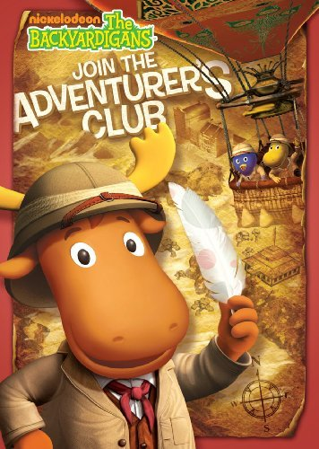 Join The Adventurers Club Backyardigans Nr