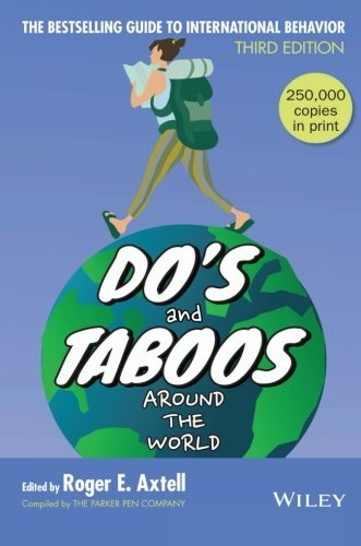 Roger E. Axtell Do's And Taboos Around The World 0003 Edition;