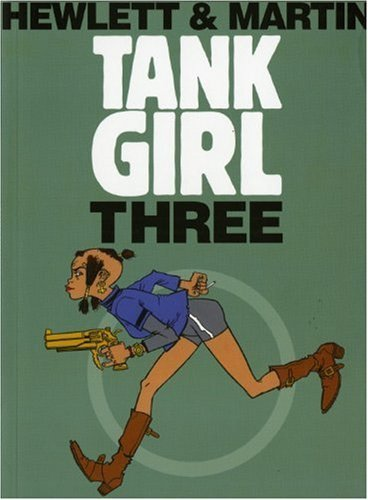Alan C. Martin Tank Girl 3 (remastered Edition) Remastered