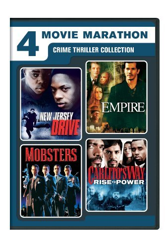 4 Movie Marathon Crime Thrill 4 Movie Marathon Crime Thrill Aws R 2 DVD