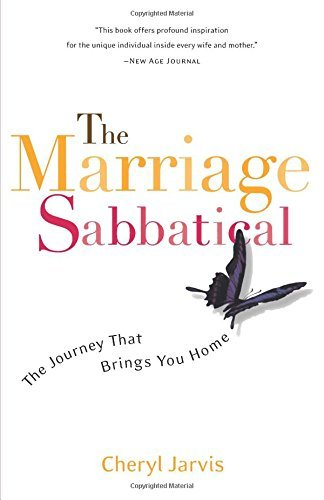 Cheryl Jarvis The Marriage Sabbatical The Journey That Brings You Home