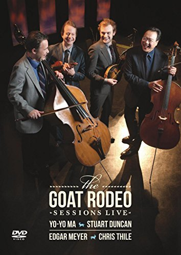 Goat Rodeo Sessions Live Ma Stuart Meyer Thile Goat Rodeo Sessions Live Nr