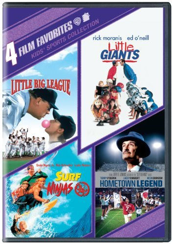 Kids Sports 4 Film Favorites Nr