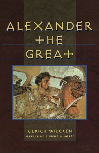 Ulrich Wilcken Alexander The Great