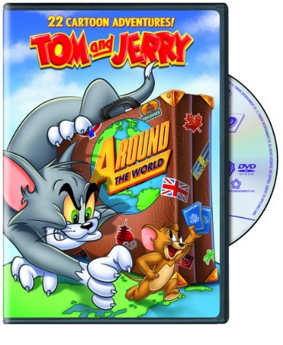 Around The World Tom & Jerry Nr