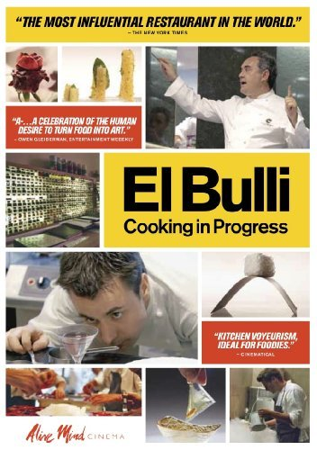 El Bulli Cooking In Progress El Bulli Cooking In Progress Cat Lng Eng Sub Nr