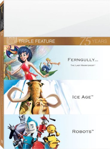 Ice Age Robots Fern Gully Last Ice Age Robots Fern Gully Last