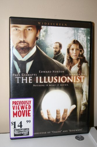 Illusionist Norton Giamatti Biel