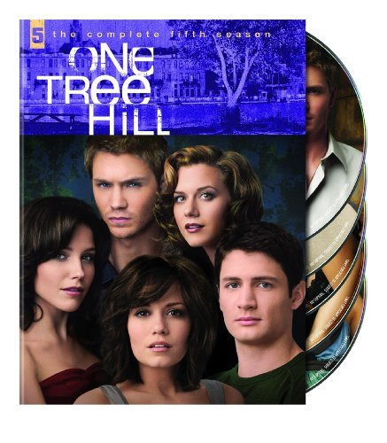 One Tree Hill Season 5 DVD