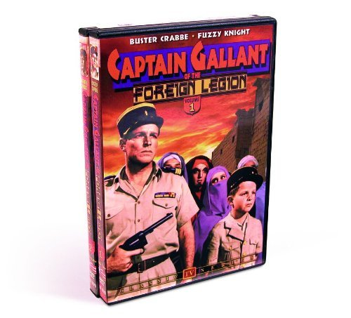 Captain Gallant Of The Foreign Captain Gallant Of The Foreign Nr 2 DVD