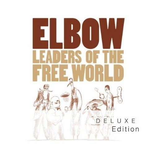Elbow Leaders Of The Free World Del Import Eu 3 CD