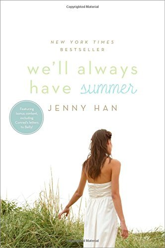 Jenny Han We'll Always Have Summer Reprint