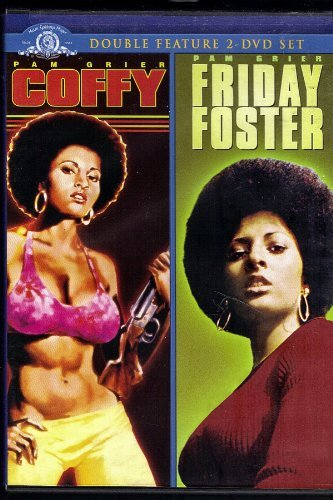 Coffy Friday Foster Mgm 2 Disc Double Feature
