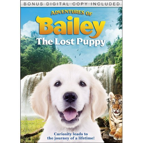 Adventures Of Bailey The Lost Adventures Of Bailey The Lost Nr Incl. Digital Copy