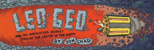 Jon Chad Leo Geo And His Miraculous Journey Through The Cen