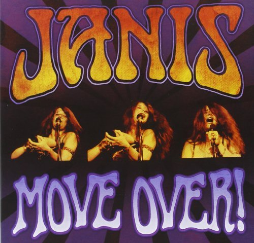 Janis Joplin Move Over! (box Set) 7 Inch Single Picture Sleeve